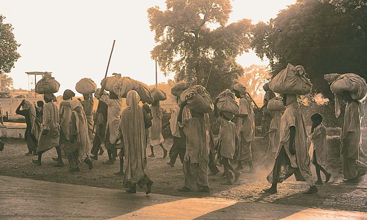 جموں میں ریاست کی حمایت سے ہونے والی مسلم نسل کشی