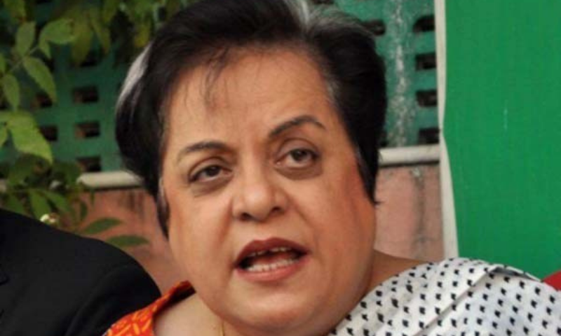 """Federal Human Rights Minister Shireen Mazari says the UK government is changing its excuses for Pakistan remaining on its travel red list and is """"shifting goalposts"""". — APP/File"""