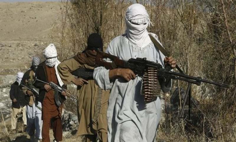 طالبان کا افغانستان کے چھٹے صوبائی دارالحکومت پر قبضہ
