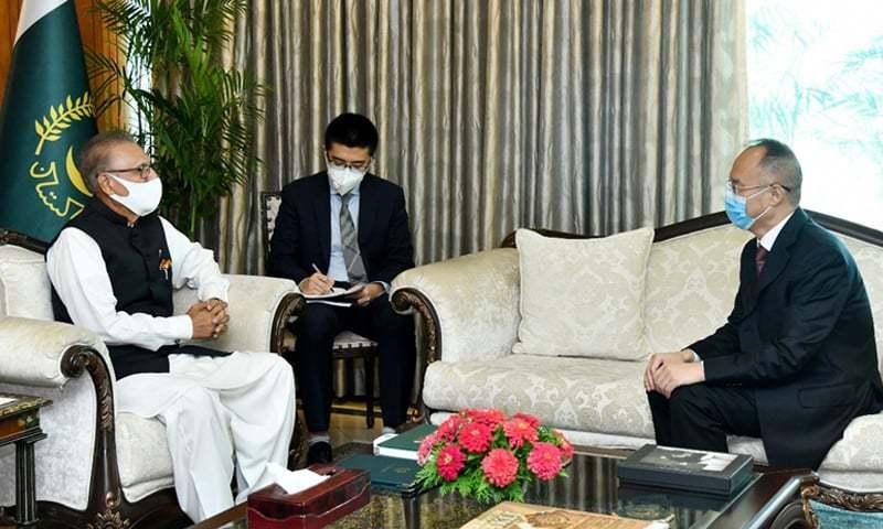 چین، پاکستان کو مزید 10 کروڑ ویکسین فراہم کرے گا، سفیر