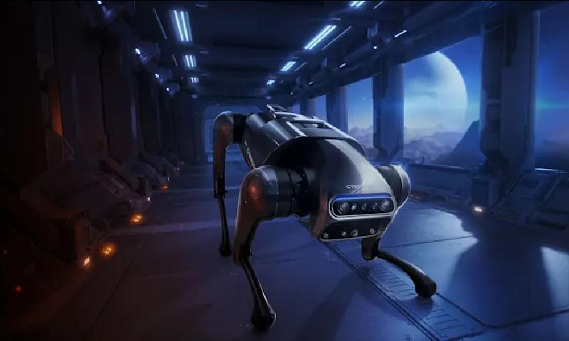 شیاؤمی نے ایک عجیب اور منفرد روبوٹ ڈوگ پیش کردیا