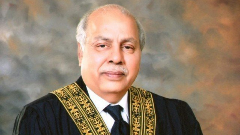 Chief Justice of Pakistan Gulzar Ahmed said  the apex court would continue to take measures relentlessly to ensure necessary action against any disrespect to the harmony, tranquillity or coherence in society. — APP/File