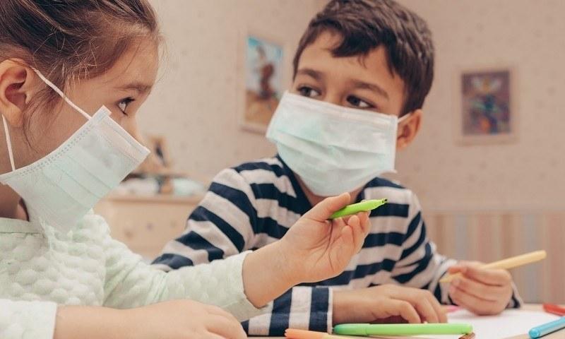 کووڈ سے متاثر اکثر بچوں میں علامات ظاہر نہیں ہوتیں، تحقیق