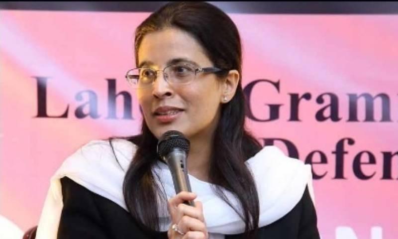 جسٹس عائشہ اے ملک کو اگر سپریم کورٹ میں ترقی دی گئی تو وہ مارچ 2031 تک عدالت عظمیٰ کی جج رہیں گی—فائل فوٹو: فیس بک
