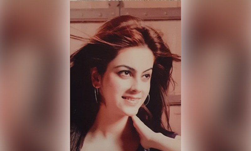 Model Nayab Nadeem  was found dead at her house in Lahore's Defence V. — Photo via Punjab Police/File
