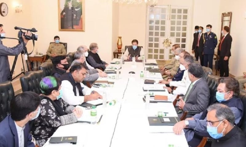 پاکستان افغانستان میں تمام نسلی گروہوں کی نمائندگی پر مشتمل سیاسی حل کا حامی ہے