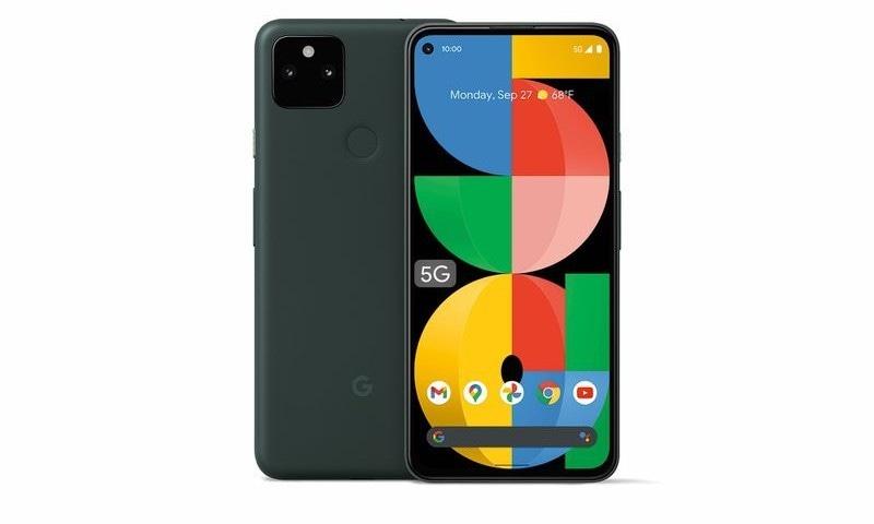 پکسل 5 اے — فوٹو بشکریہ گوگل