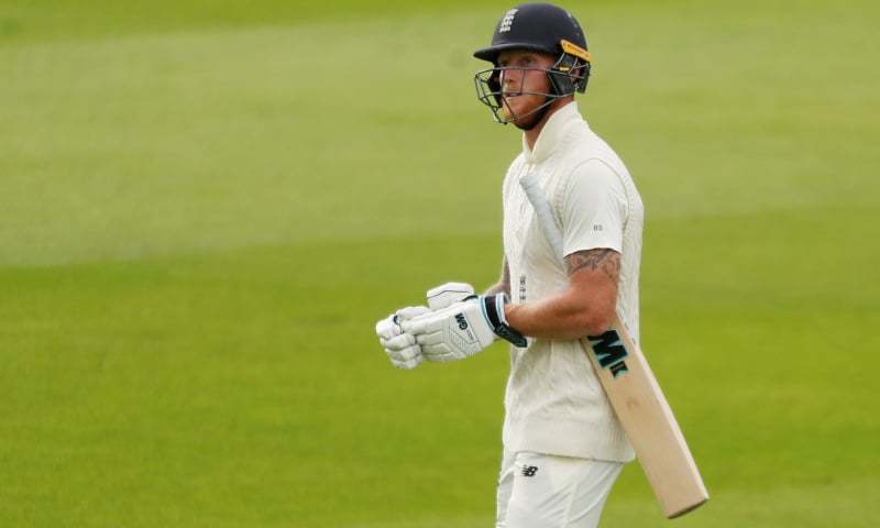 England's Ben Stokes announced at the end of July he was taking 'an indefinite break from all cricket. — Reuters/File