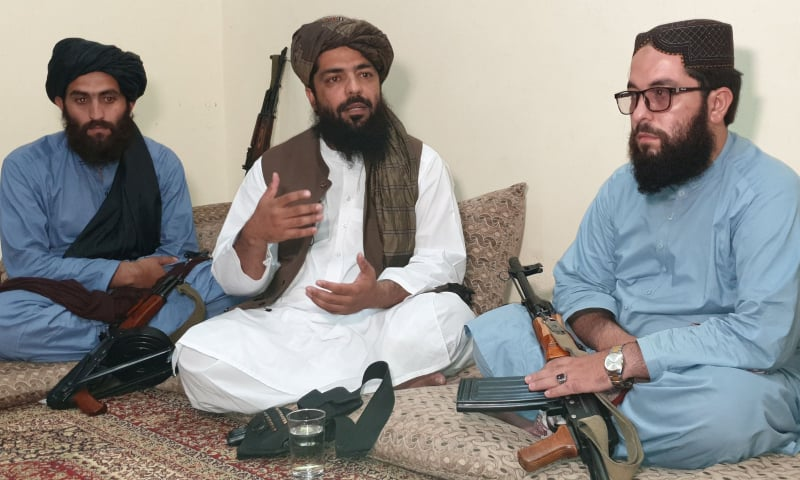 Taliban Commander Says Afghanistan Will be Run Under Sharia Law, Won't Become a Democracy