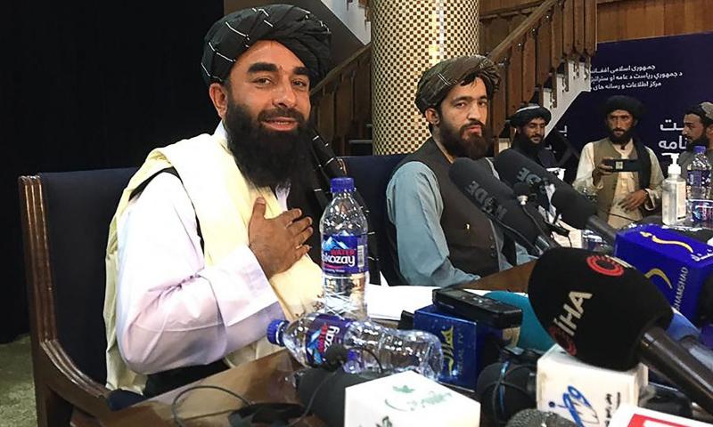 طالبان جن کے خلاف اب تک لڑتے رہے اب انہی سے مدد کی اپیلیں کر رہے ہیں