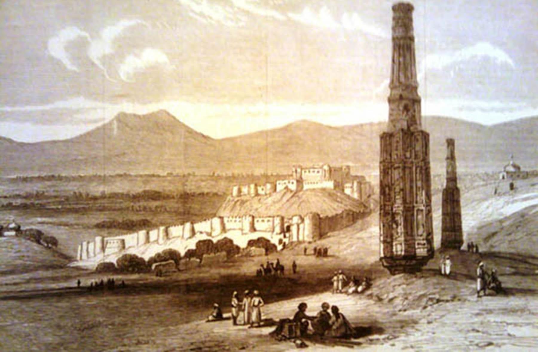 غزنی (1839ء-1842ء)