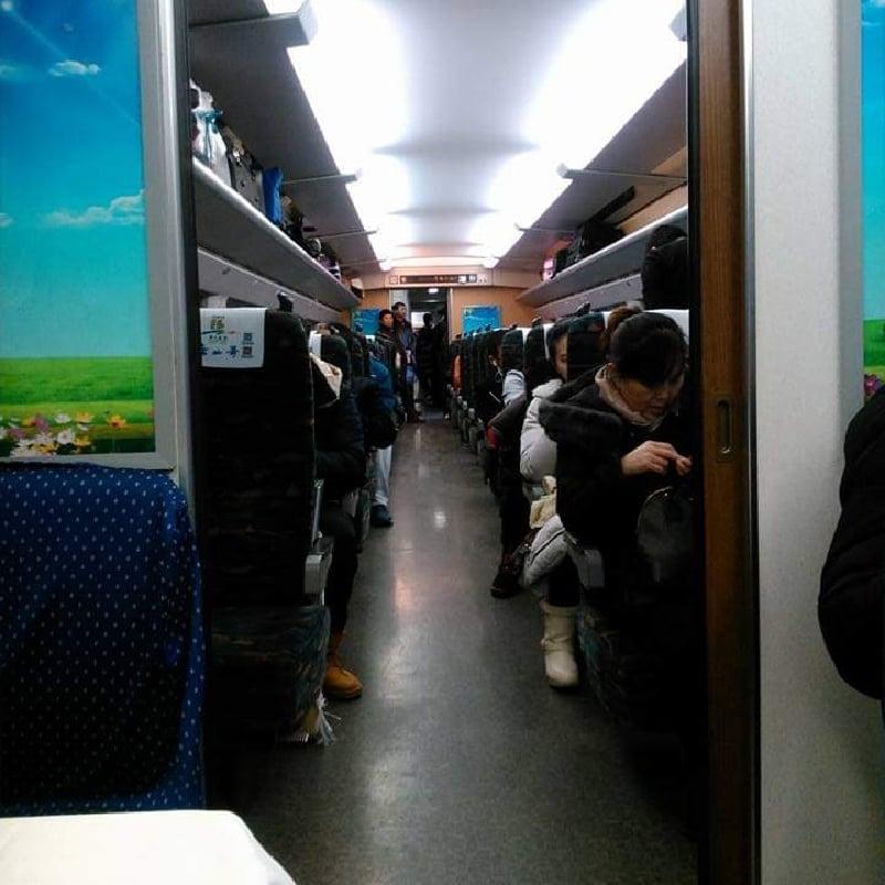 چین اپنے ایک لاکھ 46 ہزار کلومیٹر لمبے ریلوے کے نظام کے ساتھ دنیا میں ریل کا دوسرا بڑا سسٹم رکھتا ہے