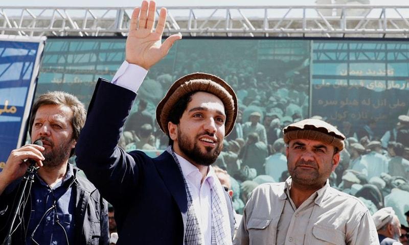 احمد شاہ مسعود کے بیٹے کا طالبان کے خلاف مزاحمت کا اعلان