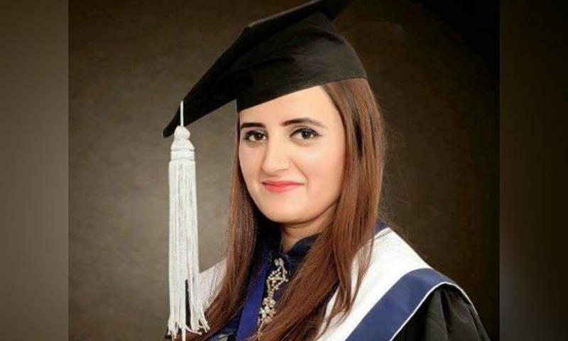 Dr Mahnoor Farzand. — Photo courtesy Dr Mahnoor Farzand LinkedIn