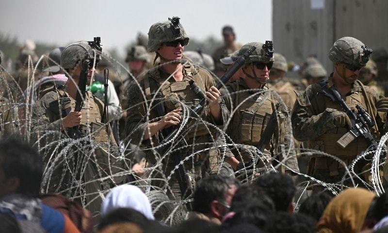 غلط اندازوں نے امریکا کا افغانستان سے بتدریج انخلا کا منصوبہ ناکام بنایا