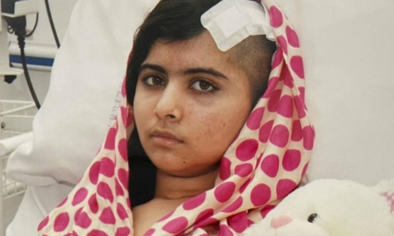 ملالہ یوسفزئی پر 9 اکتوبر 2012 کو سوات کے مرکزی شہر مینگورہ کے قریب حملہ ہوا تھا—فوٹو: ملالہ پوڈیم