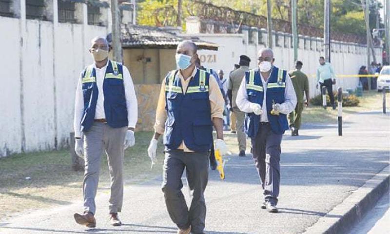 تنزانیہ: فرانسیسی سفارتخانے کے قریب فائرنگ سے 4 افراد ہلاک