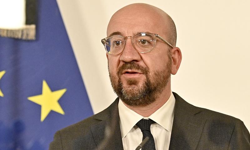 افغانستان سے انخلا میں سہولت کاری پر یورپی کونسل کے سربراہ پاکستان کے شکر گزار