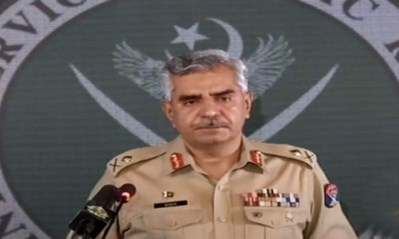 پاک-افغان سرحد پر صورتحال ہمارے کنٹرول میں ہے، ڈی جی آئی ایس پی آر
