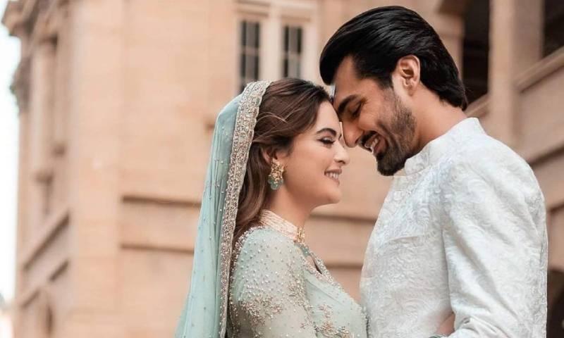 منال خان اور احسن محسن اگلے ماہ شادی کریں گے