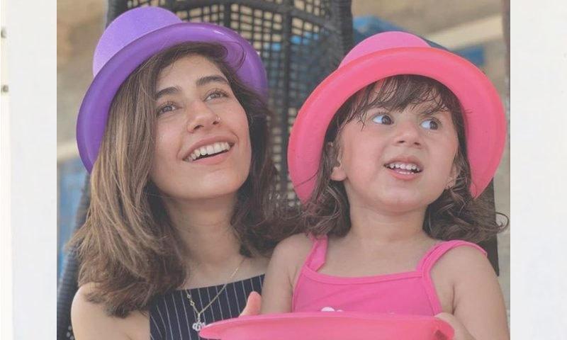 بطور والدہ بیٹی کی بہتر پرورش کی ذمہ دار ہوں، سائرہ یوسف