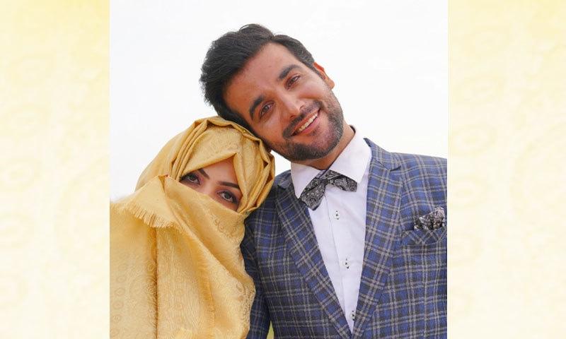 ماڈل و اداکار عنایت خان نے خاموشی سے شادی کرلی