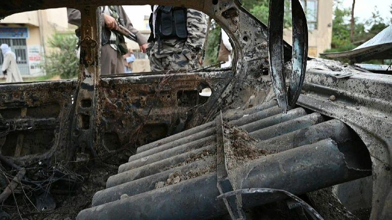 کابل: 'امریکی ڈرون حملے میں بچوں سمیت ایک ہی خاندان کے 10 افراد ہلاک'