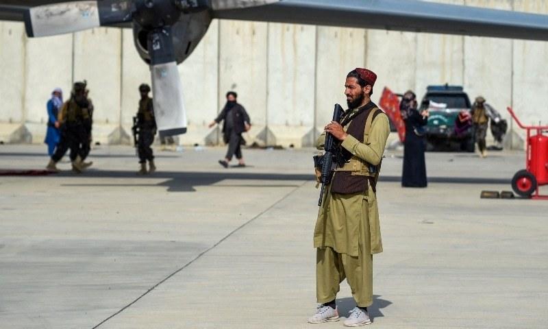 افغانستان میں 20 سالہ امریکی جنگ اختتام پذیر، طالبان کا جشن