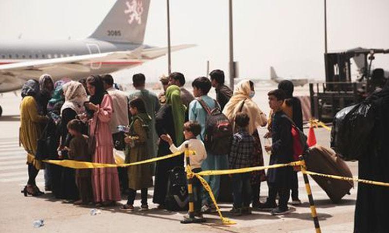 کابل سے آنے والے 350 سے زائد مسافر اسلام آباد میں قیام پذیر