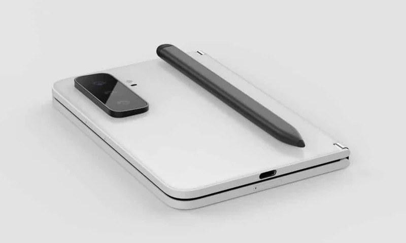 مائیکرو سافٹ کا نیا ڈوئل اسکرین فون 22 ستمبر کو متعارف ہوگا