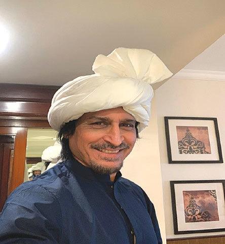 Ramiz Raja's new avatar
