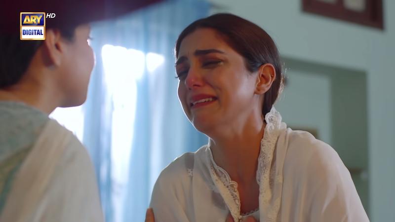 Maya Ali as Rakshi