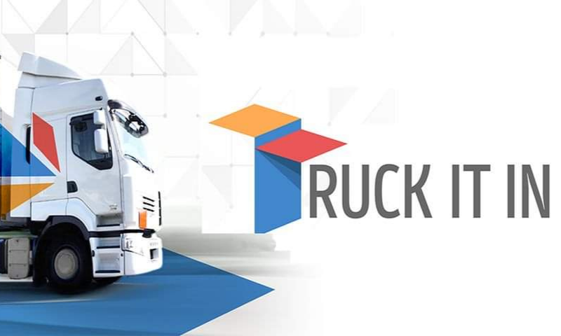 Truck It In, a road freight tech platform, started operations in 2020.— Photo courtesy Truck It In Facebook