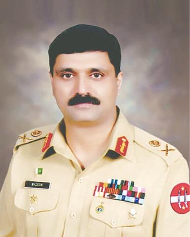 Lt Gen Waseem Ashraf