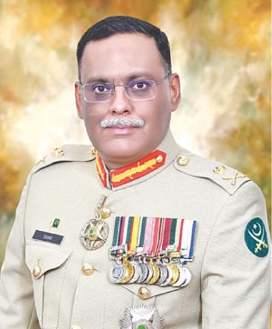 Lt Gen Sahir Shamshad Mirza