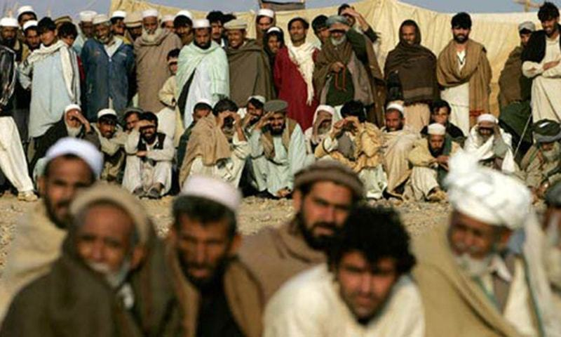 Pakistan on Tuesday deported over 200 Afghan nationals, including women and children, who reached Quetta via Chaman.  — APP/File