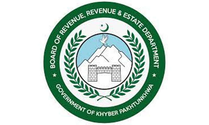 Logo of the  Khyber Pakhtunkhwa Board of Revenue. — Photo courtesy KP Board of Revenue website/File
