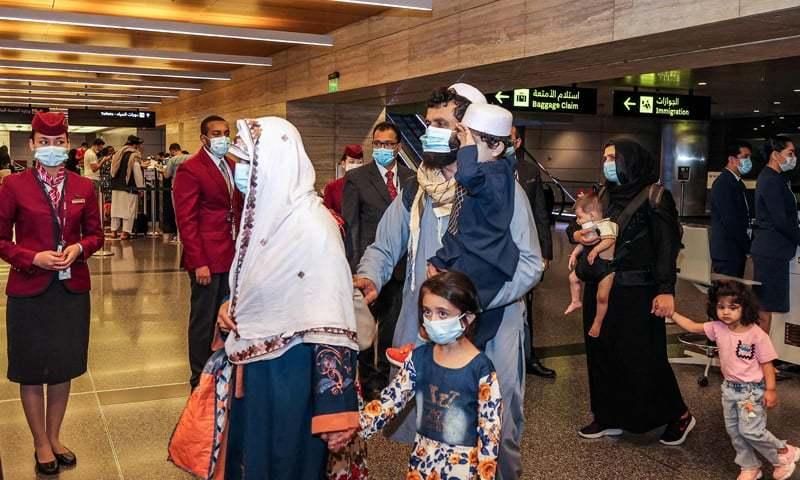 امریکی انخلا کے بعد پہلی غیر ملکی پرواز سے 200 افراد کابل سے روانہ