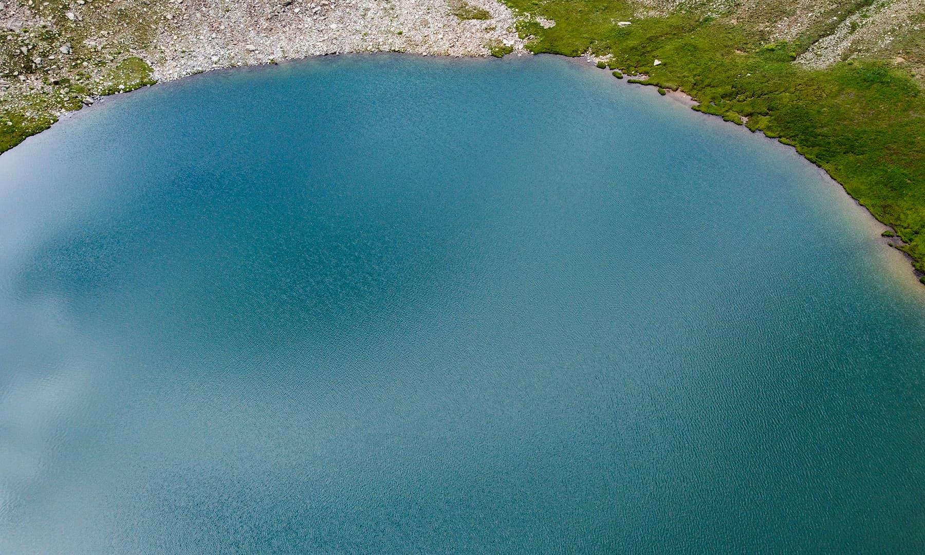 کسارا جھیل