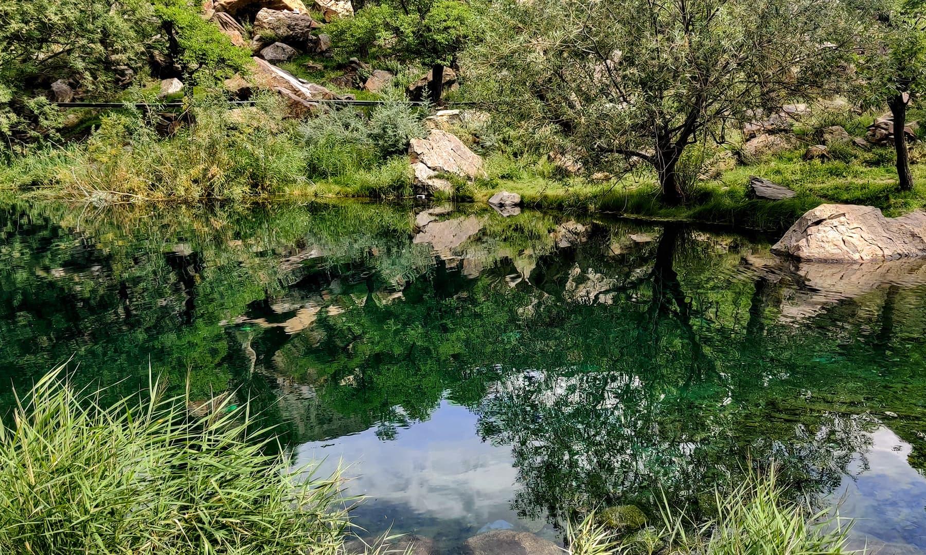 زونگ جھیل