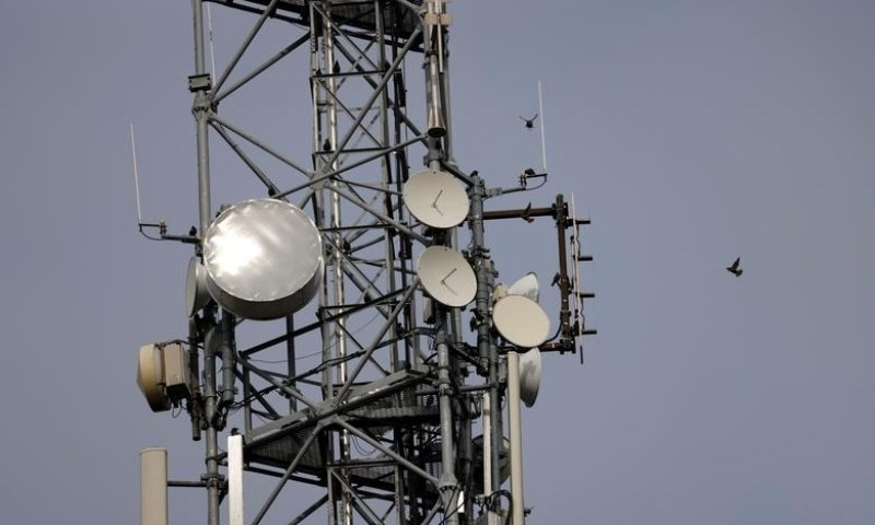 Amid withdrawal of bids by three main players in the telecom sector, Ufone has obtained 9MHz spectrum in 1800-megahertz band for $279 million. — Reuters/File