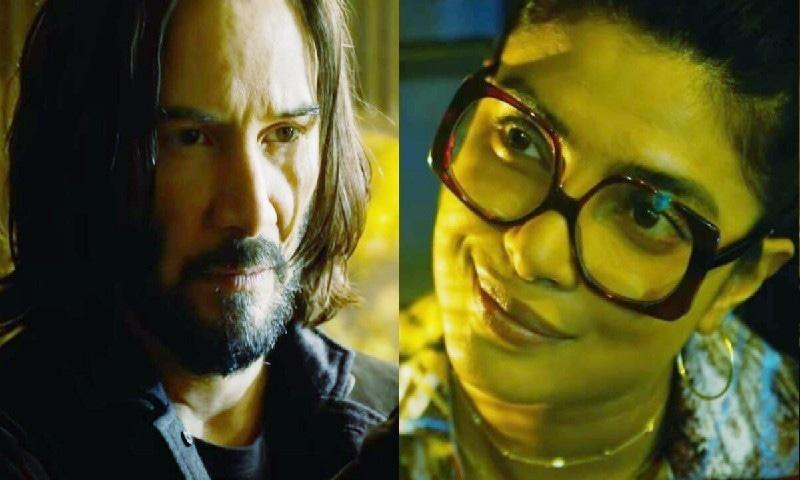 'میٹرکس 4' میں مردہ کرداروں کی واپسی، پریانکا بھی فلم کا حصہ