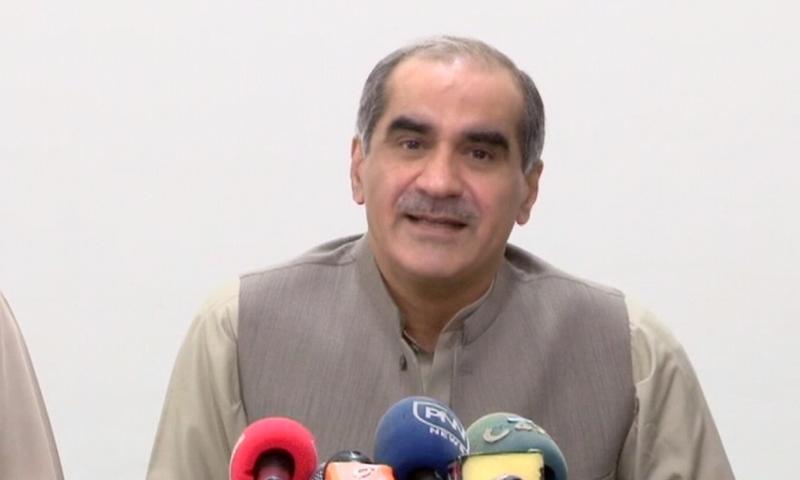 الیکشن کمیشن کو دھمکیاں دینے پر سعد رفیق کا وزیر ریلوے کیخلاف کارروائی کا مطالبہ