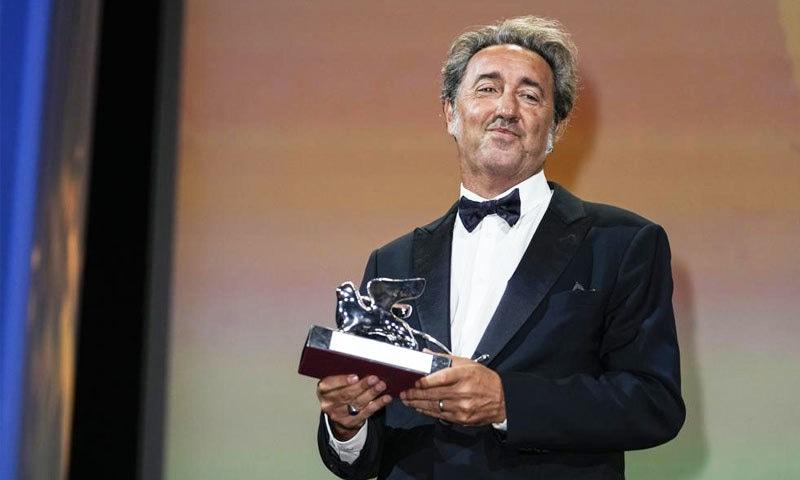 فیسٹیول کا دوسرا بڑا ایوارڈ اسپینی فلم نے جیتا—فوٹو: اے پی