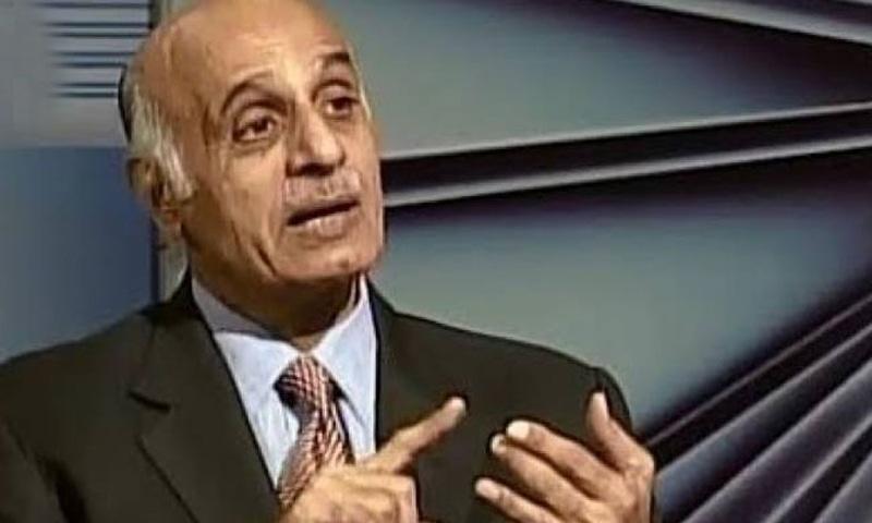 A file photo of Former federal secretary, historian and columnist Dr Safdar Mahmood. — Photo courtesy Radio Pakistan/File