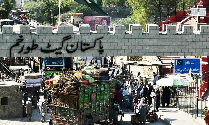 پاکستان نے مئی میں کورونا وائرس کی روک تھام کے پیش نظر سرحد پار آمدو رفت کےلیے سرحد بند کردی تھی — فائل فوٹو: اے ایف پی