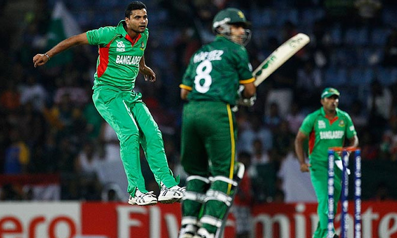 Pakistan will play three T20Is and two Tests against Bangladesh in November-December.— AFP/File