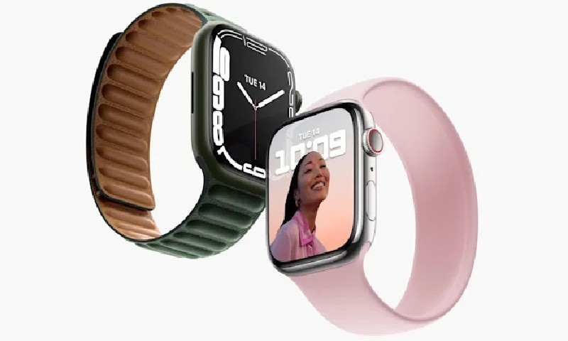 ایپل کی نئی واچ سیریز 7 پیش