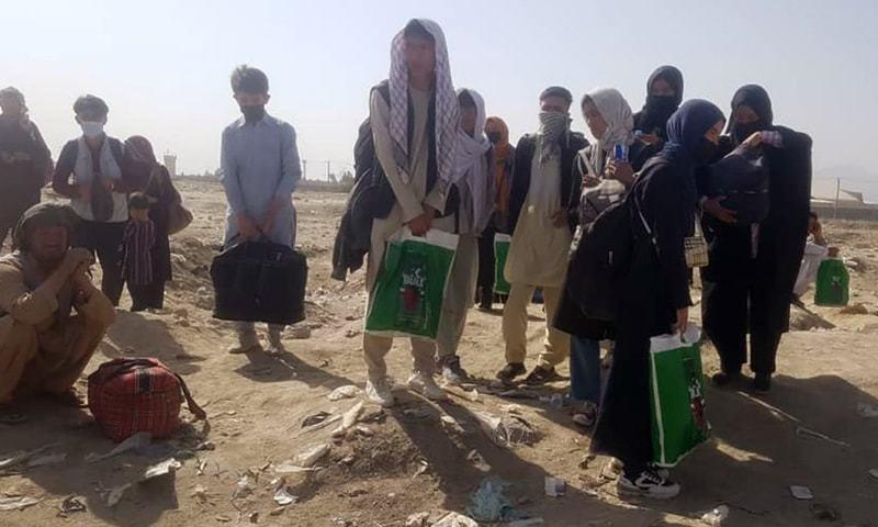 طالبان کا خوف: افغان خواتین فٹبالرز پاکستان پہنچ گئیں