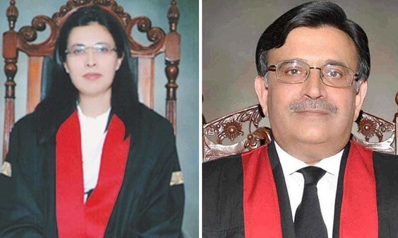 جسٹس عائشہ کے تقرر کا معاملہ: 'تاریخ لکھ لے کون خواتین کے حقوق کیلئے کھڑا نہیں ہوا'